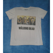 Playera Camiseta The Walking Dead Tv Series Personajes