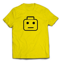 Playeras Lego Personalizados 2