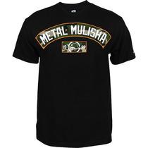 Camiseta Metal Mulisha Hidden Ufc