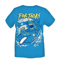 Hot Topic Playera For Today Pool Party Slim-fit T-shirt M