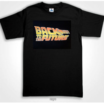Playera Retro Back To The Future 80´s Aerografia