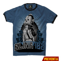 Playera King Monster Mod: Blink Robot En Vandalos