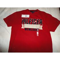 Playeras Tommy Hilfiger Nuevas Originales Con Etiquetas