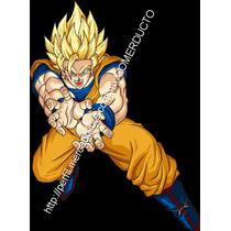 Playera Goku Dragon Ball Z Kamehameha