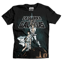 Playera Star Wars La Guerra De Las Galaxias Mascara De Latex
