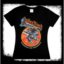 Judas Priest - Screaming For Vengeance Camiseta O Blusa