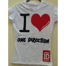 Playeras One Direction Calidad Y Precio Promocion