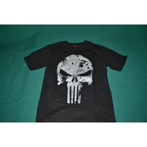 Playera The Punisher - Skull Logo - (para Mujer)