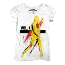 Playera Marca Masca De Latex Para Dama Mod: Kill Bill