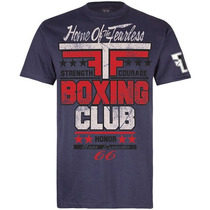 Camiseta Fear The Fighter Boxing Club Ufc