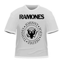 [art-factory] Indie Rock Bands - Playera De The Ramones