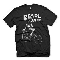 [art-factory] Indie Rock Bands - Playera De Pearl Jam