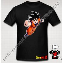 Playera Goku Dragon Ball Z