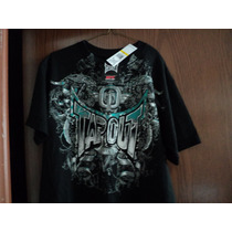 Playeras Ufc Tap Out Talla M