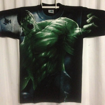 Playera De The Increidible Hulk! Marvel Comic
