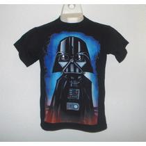 Playera Camiseta Star Wars Darth Vader Guerra De Las Galaxia