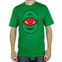 Playeras O Camiseta Tortugas Ninja Todas Tallas 100% Calidad