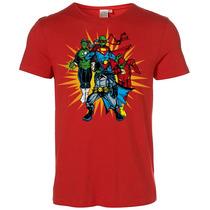 Playera Camiseta Tortugas Ninja Dc Comics 100% Calidad