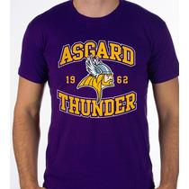 Playera Camiseta Thor Vikingos De Asgard 100% Calidad