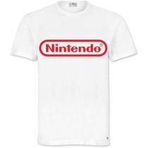 Playera O Camiseta Nintendo Juego Original