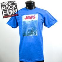 Tiburon Jaws Playera Importada 100% Original