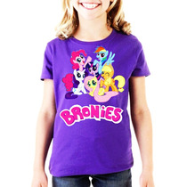 Playera O Camiseta My Little Pony Club Bronies