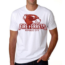 Playera O Camiseta Avatar Pandas Rojos Red Ferret