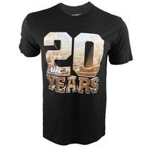 Camiseta Ufc 20th Anniversary