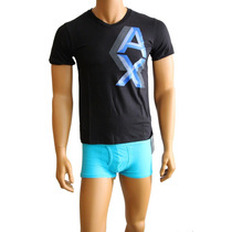 Playera Armani Exchange Talla Xs Nueva Temporada