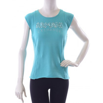 Blusa Bordada Armani Exchange