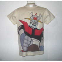 Playera Camiseta Mazinger Z Masinkaizer Grand Mazinger Anime