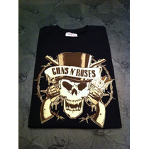 Guns N´ Roses Playera