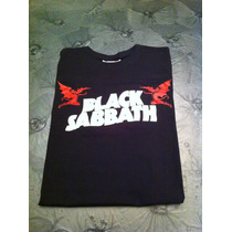 Black Sabbath Playera
