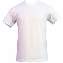 Playera Para Campaña American Cotton 180 Gms