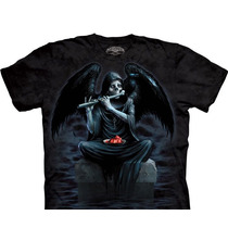 Playera 3d Angel Of Death Talla M