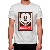 Playeras Personalizables Tipo Dope Obey Cayler And Sons