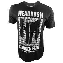 Camiseta Headrush Built To Last Ufc