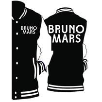 Chamarra Tipo Beisbolista Bruno Mars