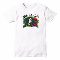 Playera Bob Marley Imprecion Digital