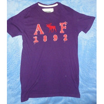 Playera Abercrombie And Fitch