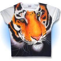 Playera Tigre, Arte, Aerografia, Animal Phantomasx, Airbrush