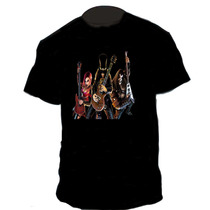 Unicas Y Excelentes Playeras Slash