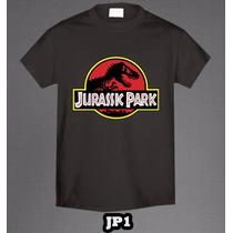 Playera Jurassic Park Extinction Parque Jurasico Peliculas