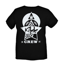 Hot Topic Playera Kill Brand Crew T-shirt Ch