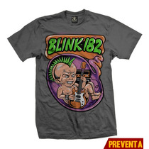 Playera Marca King Monster Mod: Blink Bebe Punk En Vandalos