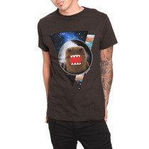 Hot Topic Playera Domo Space Time T-shirt Ch