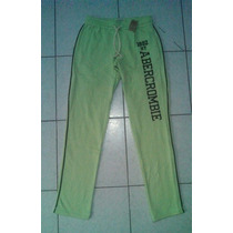 Pants Abercrombie & Fitch Nuevo Original Talla L