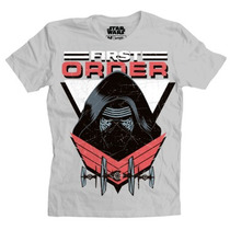 Playera Knight Of Ren Mascara De Latex Star Wars