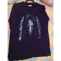 Playera El Aro Terror Dark Gotica Punk Rock Alternativa Mmu
