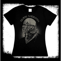 Black Sabbath - Tour Camiseta Y Blusa Rock Clasico